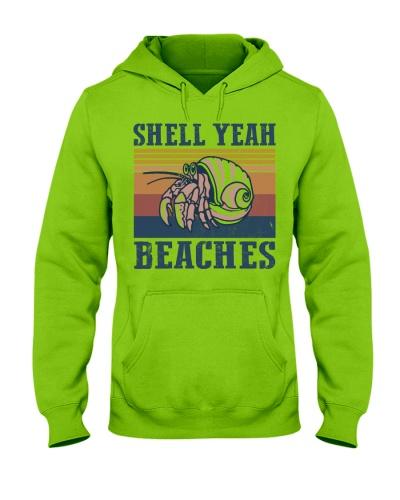 Ocean shell yeah beaches