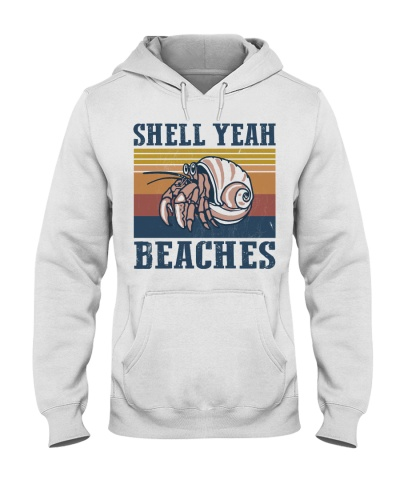 Ocean shell yeah beaches