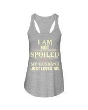 Spoiled Wife Ladies Flowy Tank tile