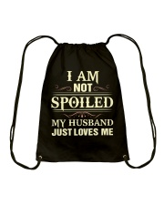 Spoiled Wife Drawstring Bag thumbnail