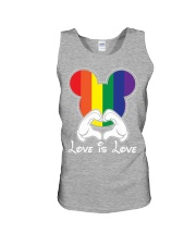 Love is Love Unisex Tank thumbnail
