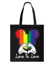 Love is Love Tote Bag thumbnail