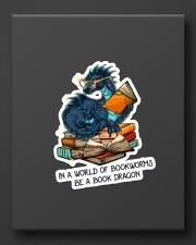 Book Dragon Sticker - Single (Vertical) aos-sticker-single-vertical-lifestyle-front-08