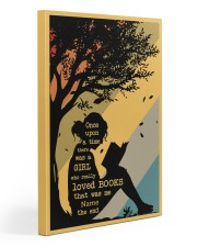 Once Upon A Time Gallery Wrapped Canvas Prints tile