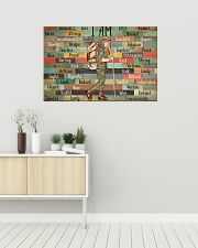 Hiking I Am 36x24 Poster poster-landscape-36x24-lifestyle-01