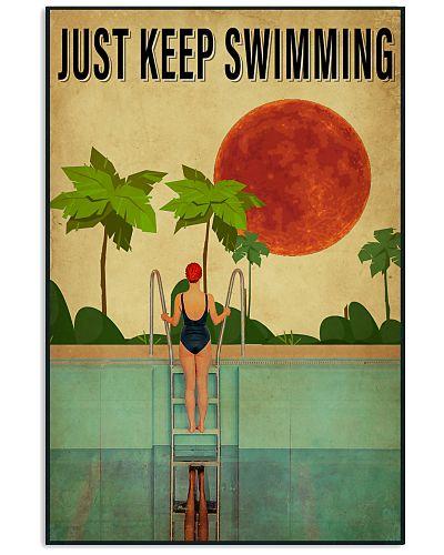 Swimming Just Keep Swimming