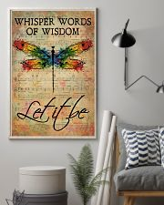 LGBT Let It Be 16x24 Poster lifestyle-poster-1
