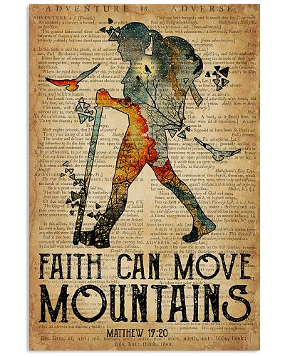 Hiking Faith Can Move Mountains
