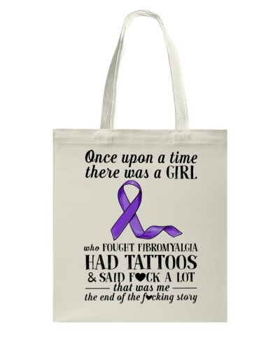 Fibromyalgia Had tattoos