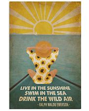 Ocean Live In The Sunshine 16x24 Poster front