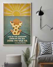 Ocean Live In The Sunshine 16x24 Poster lifestyle-poster-1
