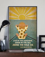 Ocean Live In The Sunshine 16x24 Poster lifestyle-poster-2
