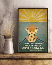 Ocean Live In The Sunshine 16x24 Poster lifestyle-poster-3