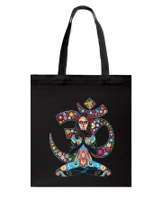 Yoga  Tote Bag tile