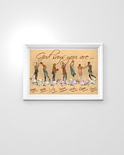 Basketball God Says You Are 24x16 Poster poster-landscape-24x16-lifestyle-02