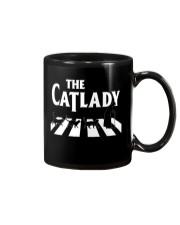 The cat lady Mug thumbnail