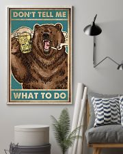 Camping Don't Tell Me What To Do 16x24 Poster lifestyle-poster-1