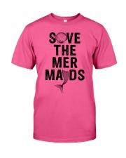 Save Mermaid Classic T-Shirt tile