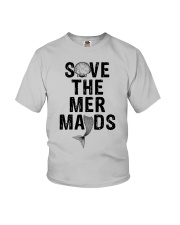 Save Mermaid Youth T-Shirt tile