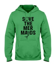 Save Mermaid Hooded Sweatshirt thumbnail
