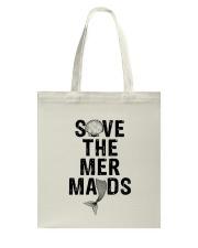 Save Mermaid Tote Bag thumbnail