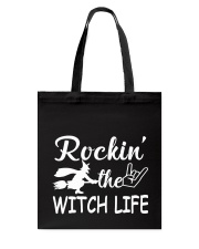 Witch Life Tote Bag thumbnail