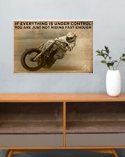 Racing If Everything Is Under Control 24x16 Poster poster-landscape-24x16-lifestyle-25