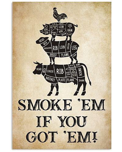 Camping Smoke 'em If You Got 'em