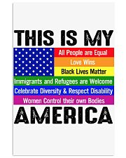 This is my america 11x17 Poster thumbnail