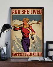 Skiing Happily Ever After 16x24 Poster lifestyle-poster-2