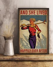 Skiing Happily Ever After 16x24 Poster lifestyle-poster-3