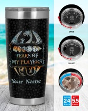 Tears Of My Players 20oz Tumbler aos-20oz-tumbler-lifestyle-front-44