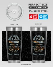 Tears Of My Players 20oz Tumbler aos-20oz-tumbler-lifestyle-front-60