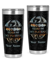 Tears Of My Players 20oz Tumbler front