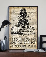Ocean Can Calm Itself 16x24 Poster lifestyle-poster-2