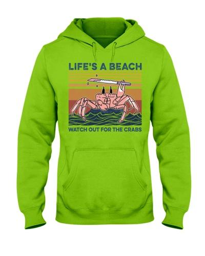 Ocean Life's A Beach