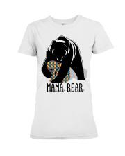 Mama Bear  Premium Fit Ladies Tee thumbnail