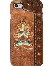 Yoga Namaste Phone Case i-phone-8-case