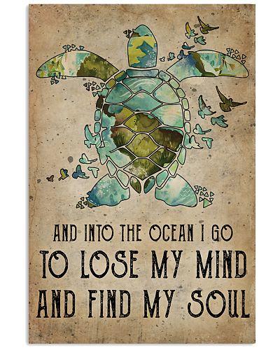 Ocean Turtle Find My Soul