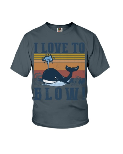 Ocean I Love To Blow
