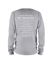 Rules for Dating My Daughter Long Sleeve Tee thumbnail