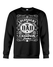 Legendary Dad Crewneck Sweatshirt thumbnail