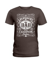 Legendary Dad Ladies T-Shirt thumbnail