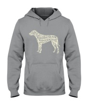 Life is better with rhodesian ridgebacks around Hooded Sweatshirt thumbnail