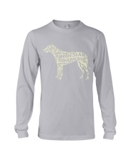 Life is better with rhodesian ridgebacks around Long Sleeve Tee thumbnail