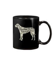 Life is better with rhodesian ridgebacks around Mug thumbnail