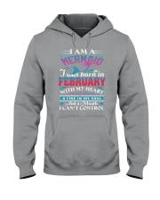 I am a mermaid Hooded Sweatshirt thumbnail