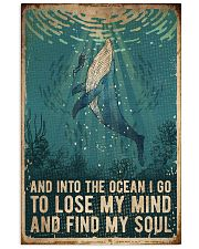 Scuba Find My Soul 16x24 Poster front