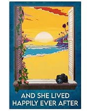 Camera Happily Ever After 16x24 Poster front