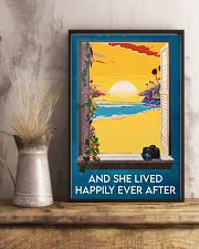 Camera Happily Ever After 16x24 Poster lifestyle-poster-3